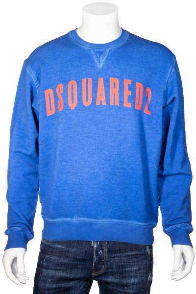 DSQUARED2 Sweatshirt Logo Print