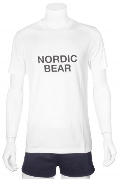 RON DORFF T-Shirt Nordic Bear Print