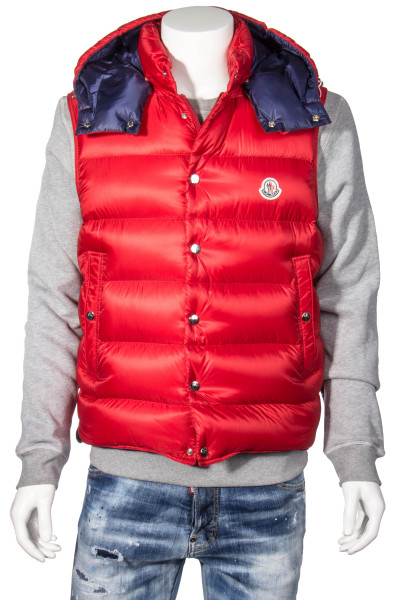 MONCLER Down Vest Billecart