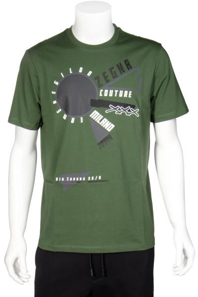 ERMENEGILDO ZEGNA COUTURE T-Shirt
