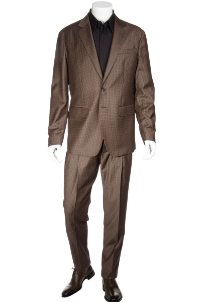 DSQUARED2 Checked Wool Suit
