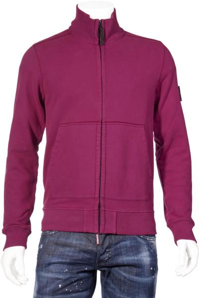STONE ISLAND Zip-Sweatshirt
