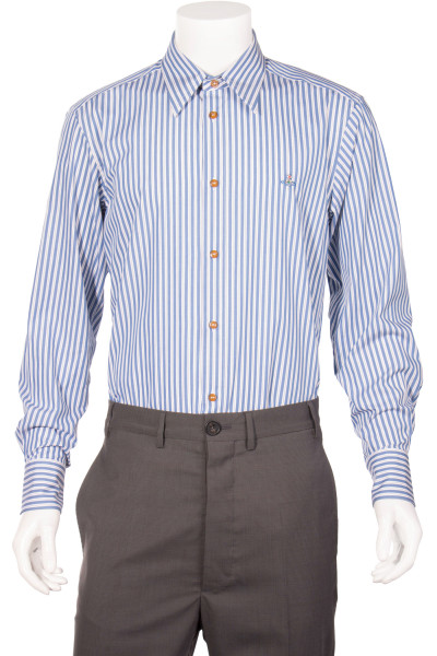 VIVIENNE WESTWOOD Classic Dress Shirt Striped