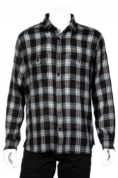 SAINT LAURENT Shirt Checked