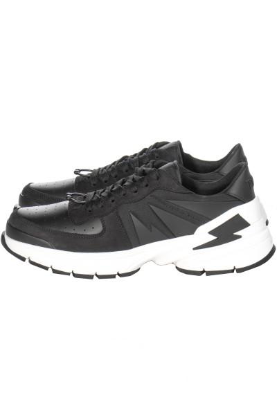 NEIL BARRETT Sneakers Bolt 01