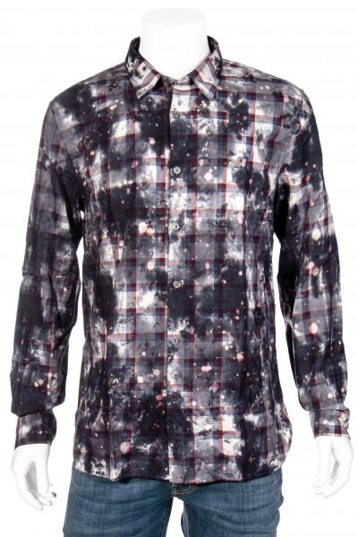 JOHN VARVATOS Shirt Cloudy Pattern