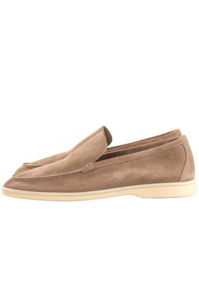 LORO PIANA Summer Walk Suede Shoes