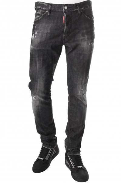 DSQUARED2 Cool Guy Black Wash Jeans