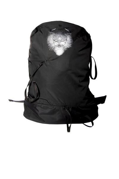 Y-3 Print Backpack Bungee Bag
