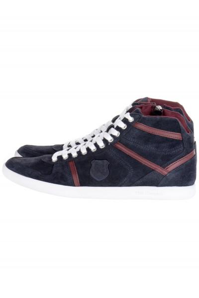 THE KOOPLES High Top Sneakers Suede