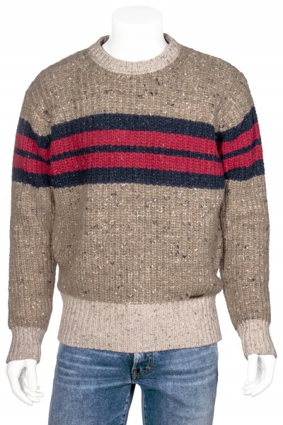 DSQUARED2 Heavy Wool Knit Sweater