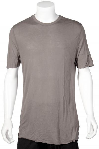 THOM KROM Viscose Linen Blend T-Shirt