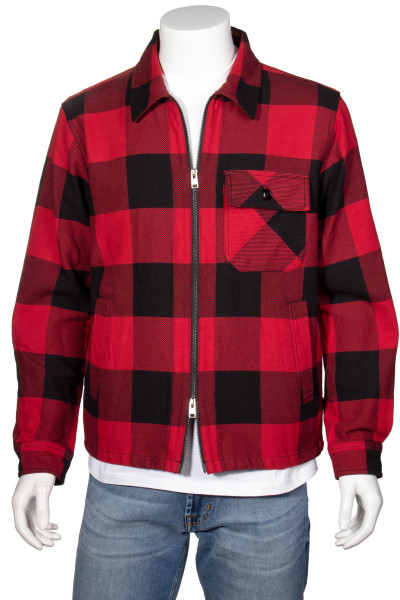 WOOLRICH Bufallo Timber Overshirt