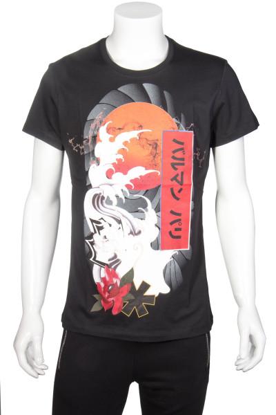 BALMAIN T-Shirt Printed