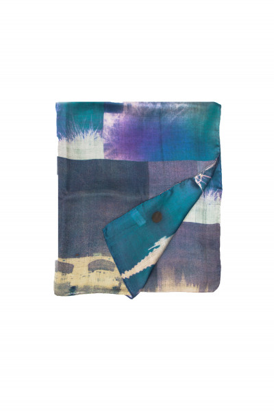 PAUL SMITH Wool Modal Mix Scarf