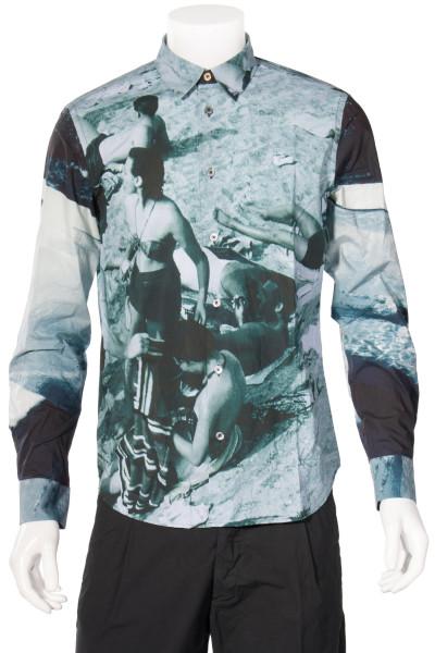 PAUL SMITH Shirt Printed