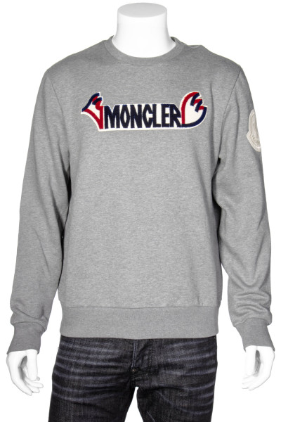 MONCLER GENIUS 1952 Sweatshirt Logo Patch