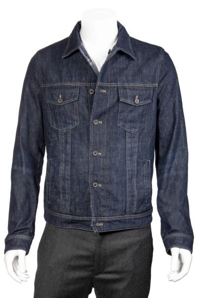 LANVIN Reversible Denim Jacket