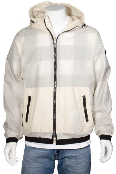 WOOLRICH Light Hooded Buffalo Jacket