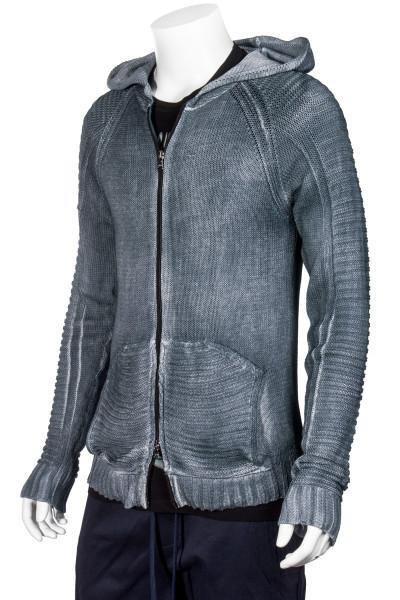 RH45 Knitted Zip-Hoodie