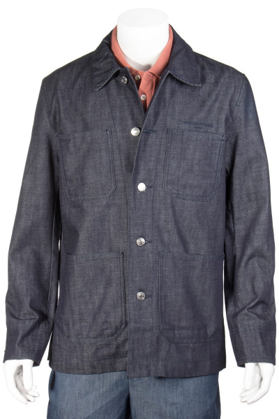 MAISON KITSUNÉ Jeans Overshirt