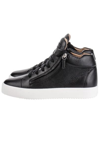 GIUSEPPE ZANOTTI High Top Sneakers Justy