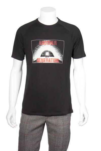 NEIL BARRETT Distressed T-Shirt Generation