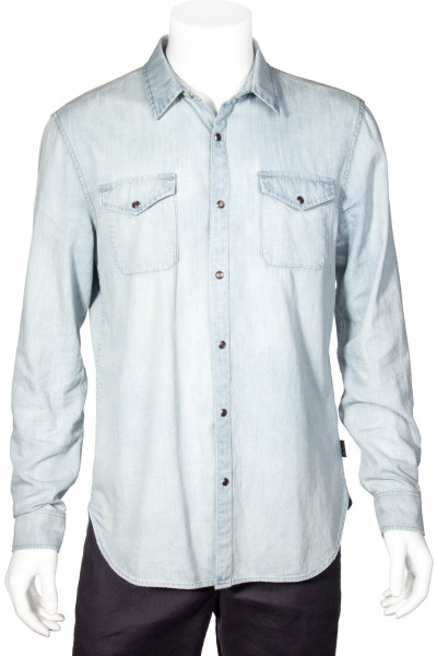 JOHN VARVATOS Denim Shirt