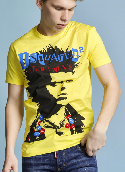 DSQUARED2 T-Shirt Printed
