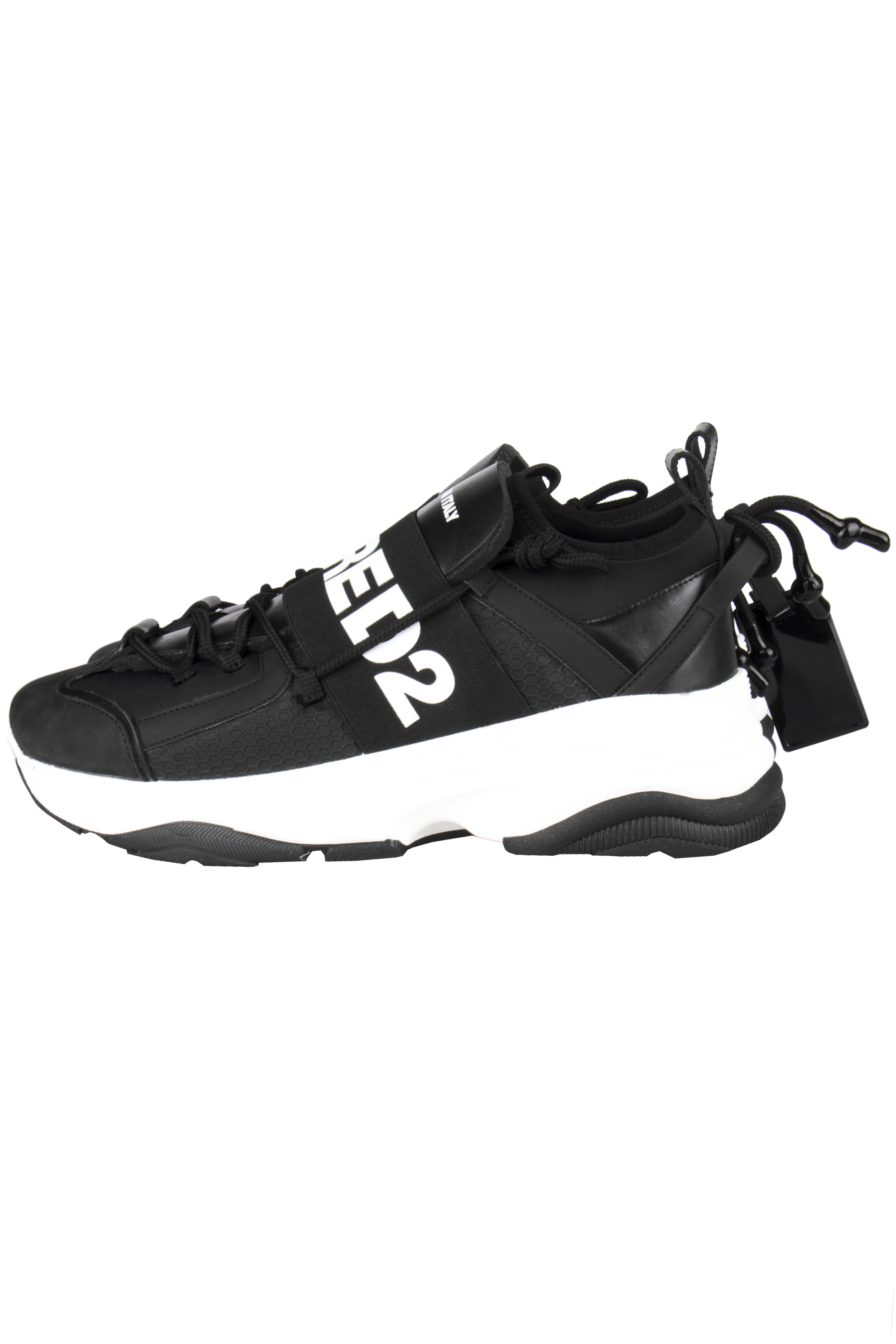 DSQUARED2 D-Bumpy One Sneakers
