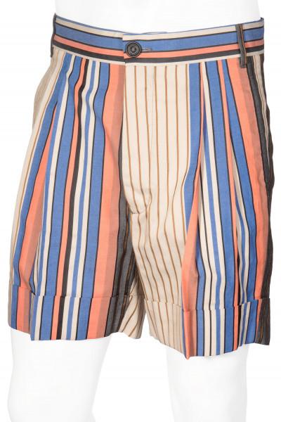 VIVIENNE WESTWOOD Striped Bermuda Shorts