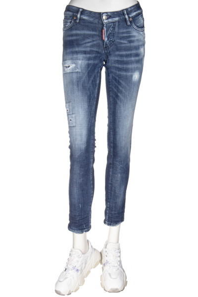 DSQUARED2 Jeans Jennifer Army Fade Wash