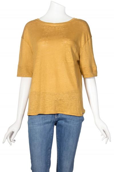 WOOLRICH Linen T-Shirt