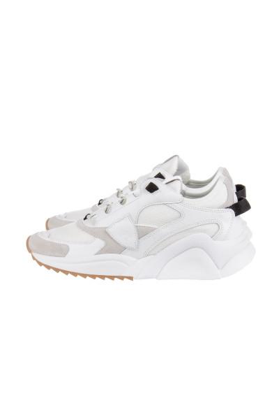 PHILIPPE MODEL Mondial Reseau Blanc Sneaker