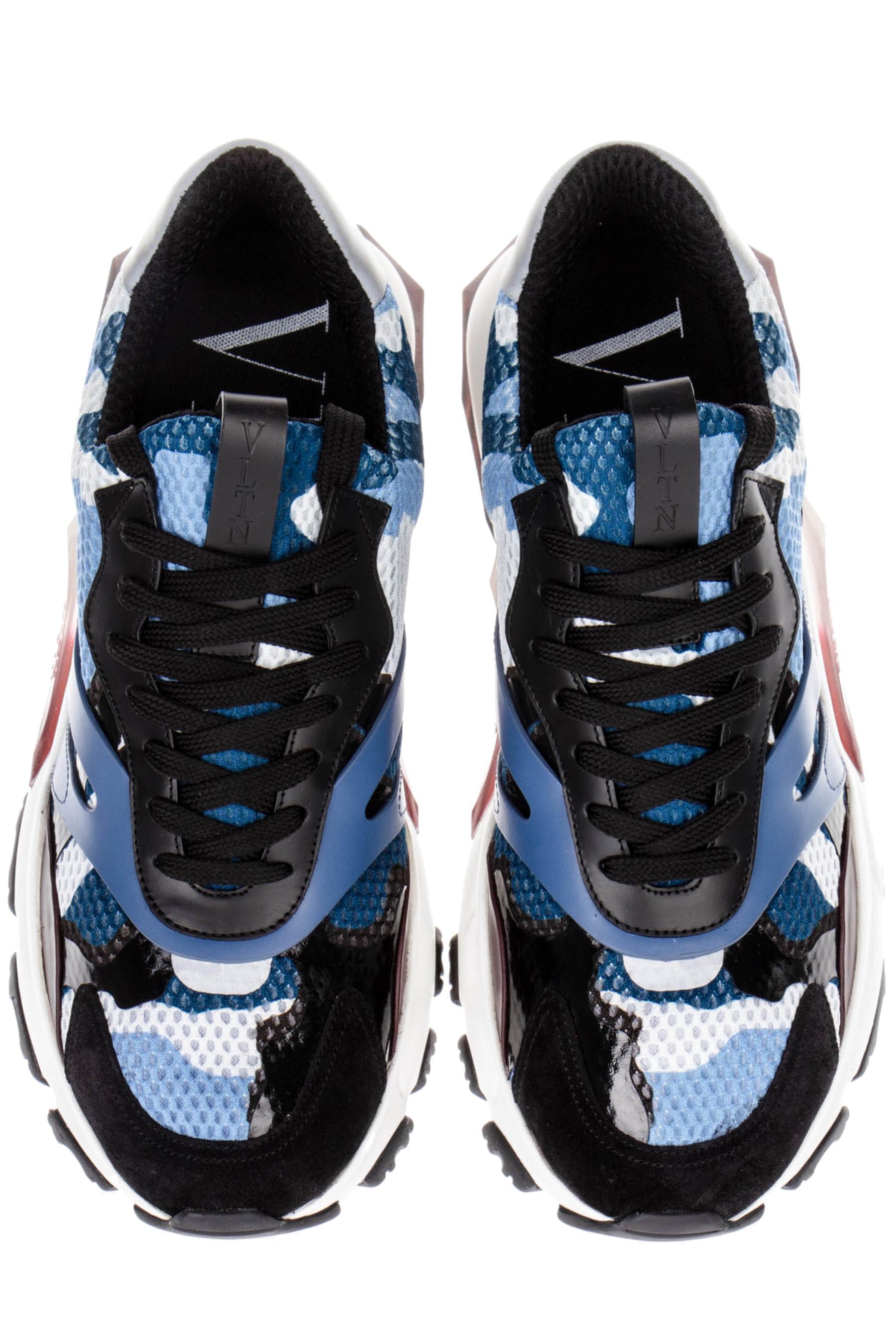 7eb19dd49f7b0 ... Preview  VALENTINO GARAVANI Camouflage Bounce Sneakers ...