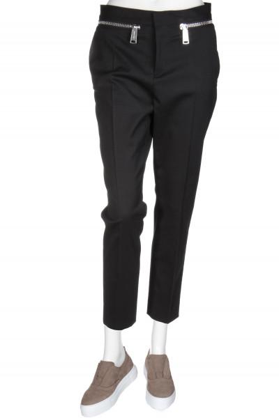 DSQUARED2 Pants Zipper Detail