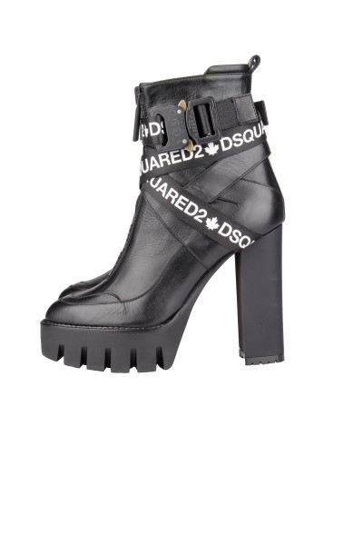 DSQUARED2 Boots Logo Taped