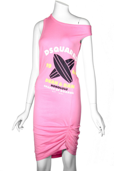 DSQUARED2 Jersey Dress Honolulu