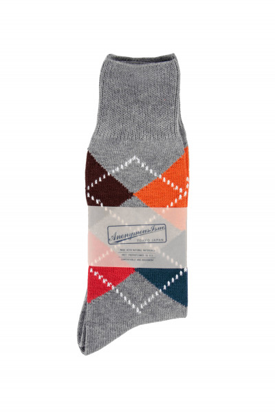 ANONYMOUS Knit Socks