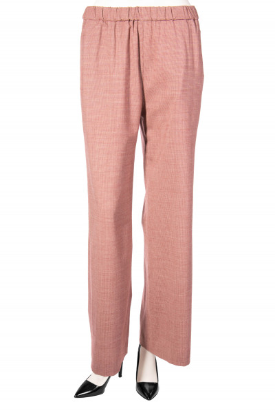 ASPESI Pied-De-Poule Wool Pants