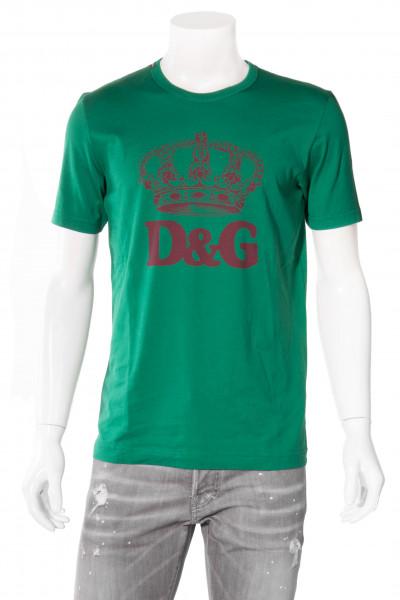 DOLCE & GABBANA T-Shirt Printed Crown