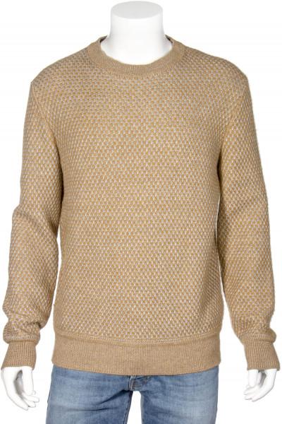 ERMENEGILDO ZEGNA Cashmere-Silk Knit Sweater