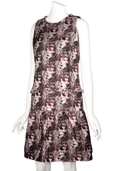 HUGO Jacquared Dress Kemine