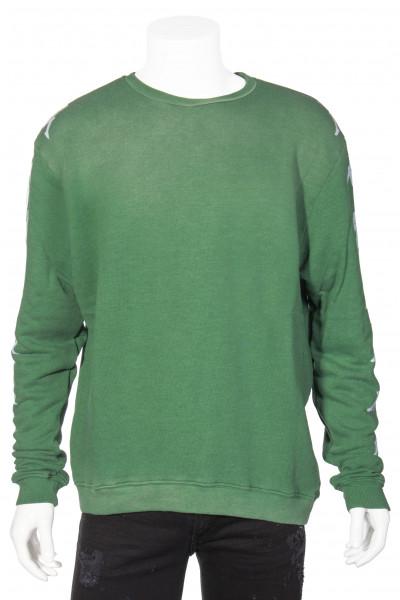 DANILO PAURA x KAPPA Logo Sleeve Sweatshirts
