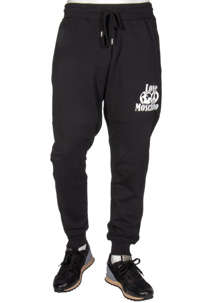 LOVE MOSCHINO Logo Sweat Pants