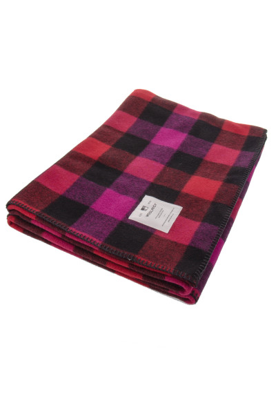 WOOLRICH Scarf Checked