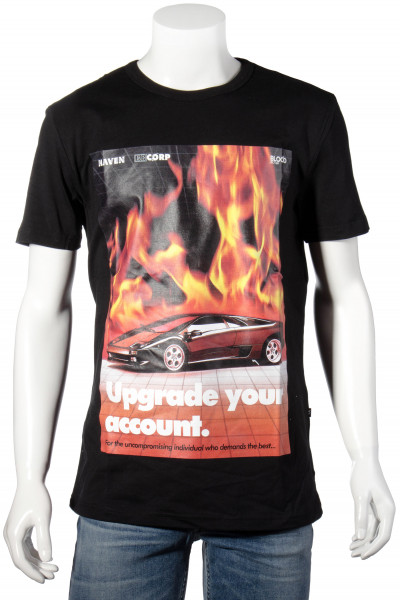 BLOOD BROTHER T-Shirt Flames