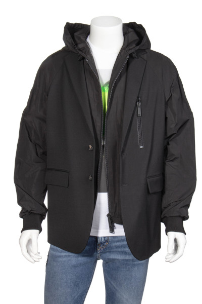 DSQUARED2 Hooded Blazer Jacket