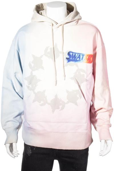 SWATSKY Watercolor Logo Hoodie