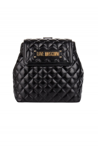 LOVE MOSCHINO Quilted Mini Backpack